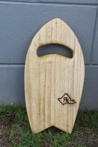 Paulownia Wood Body Surfing Handplane