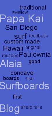 Papa Kai Alaia Surfing Blog